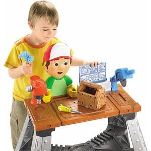 HandyManny Holiday Gift Idea:  Fix It Right Mannys Repair Shop