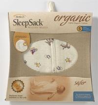 Halo Organic HALO Organic Sleepsack   The Safer (& Green) Way to Sleep