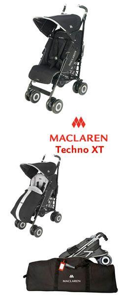 TechnoXT pic Spotlight Product Review:  Maclaren Techno XT