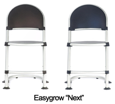 easygrow next Mutsy Introduces New Easygrow Chairs