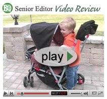 SEVR Ad Ultralight1 Spotlight Product Review: Joovy Caboose Ultralight 2010