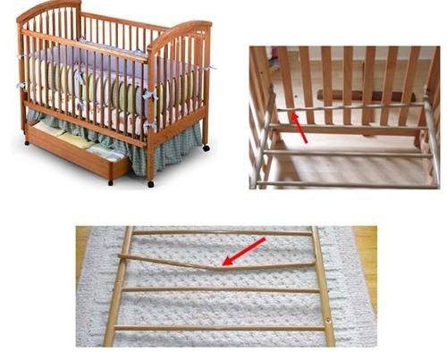 simplicity recall2 Simplicity Cribs Recalled   Risk of Suffocation & Strangulation