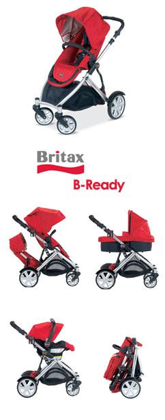 B ready pic Spotlight Product Review: Britax B Ready