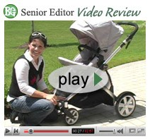 SEVR Ad B Ready Spotlight Product Review: Britax B Ready