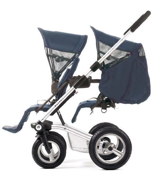 Mutsy duoseat Mutsy Introduces the Duoseat for Parents of Two!