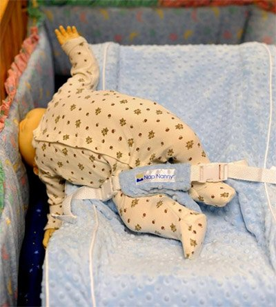 napnannyrecall RECALL:  Nap Nanny Due to Entrapment and Suffocation