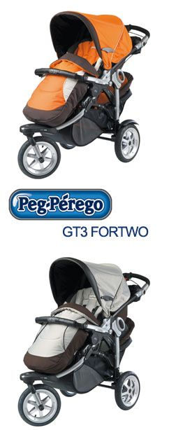 GT3 Spotlight Product Review: Peg Perego GT3 ForTwo