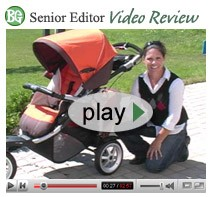 SEVR Ad GT3 Spotlight Product Review: Peg Perego GT3 ForTwo