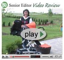 SEVR Ad PegJumper Spotlight Product Review:  Peg Perego Jumper Seat