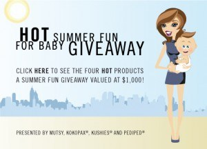 US FB Intro movie+wallpost 300x216 Hot Summer Fun for Baby Giveaway!