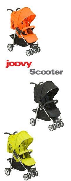 Article JoovyScooter Spotlight Product Review: Joovy Scooter
