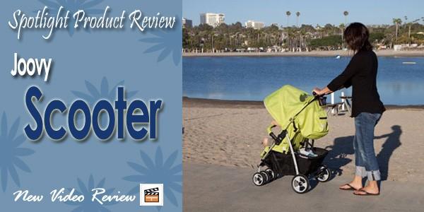 Joovy lg Spotlight Product Review: Joovy Scooter