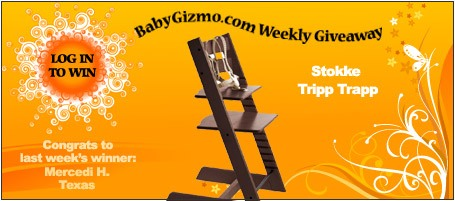 Homeadgiveaway10 25 10 Baby Gizmo Weekly Giveaway:  Stokke Tripp Trapp