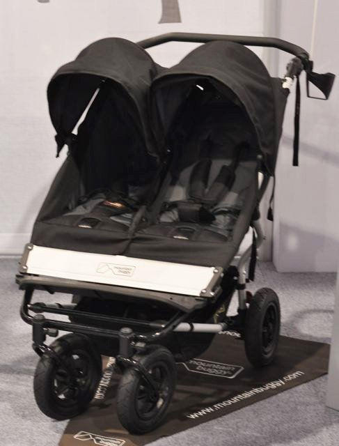 MB Duet Mountain Buggy New Strollers & Scooter for 2011