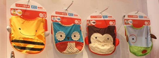 abc skipbibs Fabulous New Products from Skip Hop for 2011