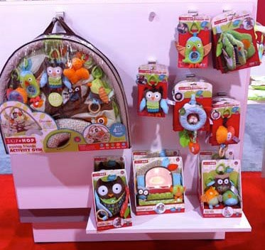 abc skipowls Fabulous New Products from Skip Hop for 2011