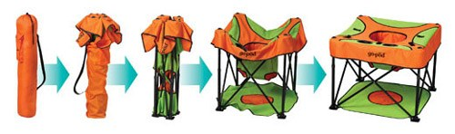 gopod2 Kidco Go Pod:  Great Activity Seat for On the Go