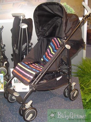 plikomini Sneak Peek of the New Peg Perego Pliko Mini Stroller