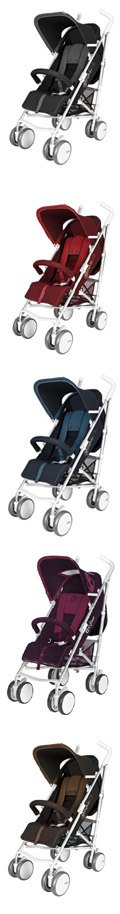 topaz long Spotlight Product Review:  Cybex Topaz Stroller