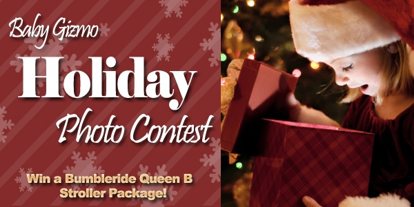 christmas photo contest banner Baby Gizmo Holiday Photo Contest Starts Today!