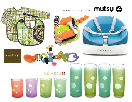 Day8 prize Baby Gizmo 12 Days of Christmas Giveaway Day 8