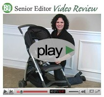 SEVR Ad Avio Spotlight Product Review: Inglesina Avio Stroller