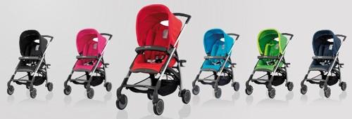 avio2 Spotlight Product Review: Inglesina Avio Stroller