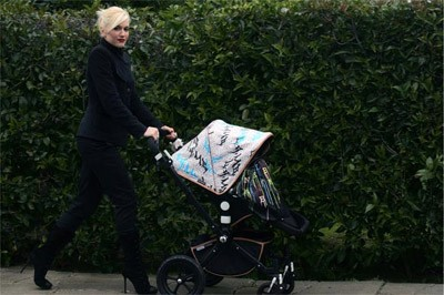 gwen Gwen Stefani and Bugaboo Team Up For World AIDS Day