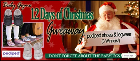 homead269 Baby Gizmo 12 Days of Christmas Giveaway Day 7