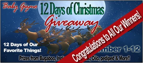homead277 Congratulations to All Our 12 Days of Christmas Giveaway Winners!