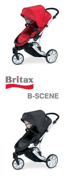 article bscene Spotlight Product Review:  Britax B Scene Stroller