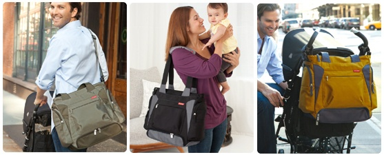 bento2 Skip Hop Bento Diaper Bag Now Available