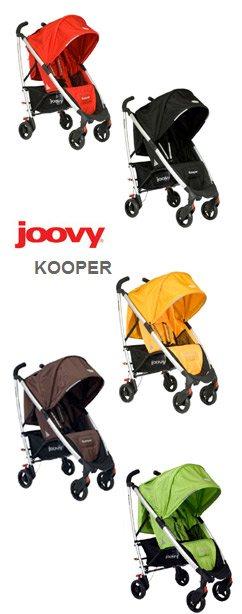 Article JoovyKooper Spotlight Product Review:  Joovy Kooper