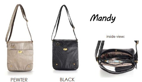 Timi mandy Timi & Leslie's Introduces 2011 Convertible Collection