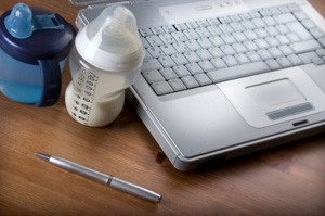 Confessions of a Working Mom Part 1