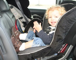 Parents Do Not Follow Car Seat Safety Guidelines