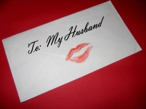 """Dear Husband (a """"say what you are thinking"""" comedic letter)"""