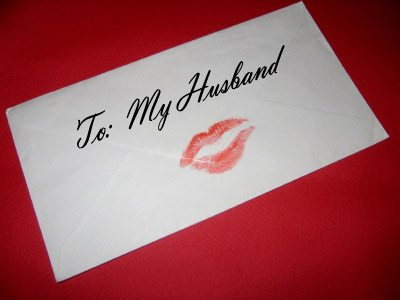Dear Husband (a say what you are thinking comedic letter)
