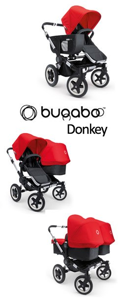 Spotlight Product Review: Bugaboo Donkey