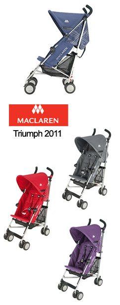 SEVR Ad triumph11 Baby Gizmo Spotlight Review: Maclaren Triumph 2011