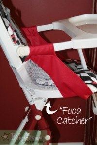 togo4 200x300 Spotlight Product Review: Zooper To Go High Chair
