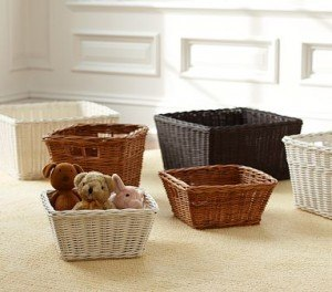 Toy Storage Solutions and Ideas
