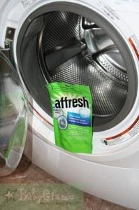 Is my washer still fresh?