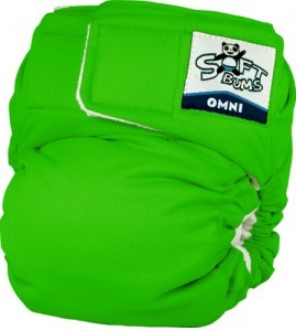 Baby Gizmo Spotlight Review: Soft Bums OMNI Cloth Diaper