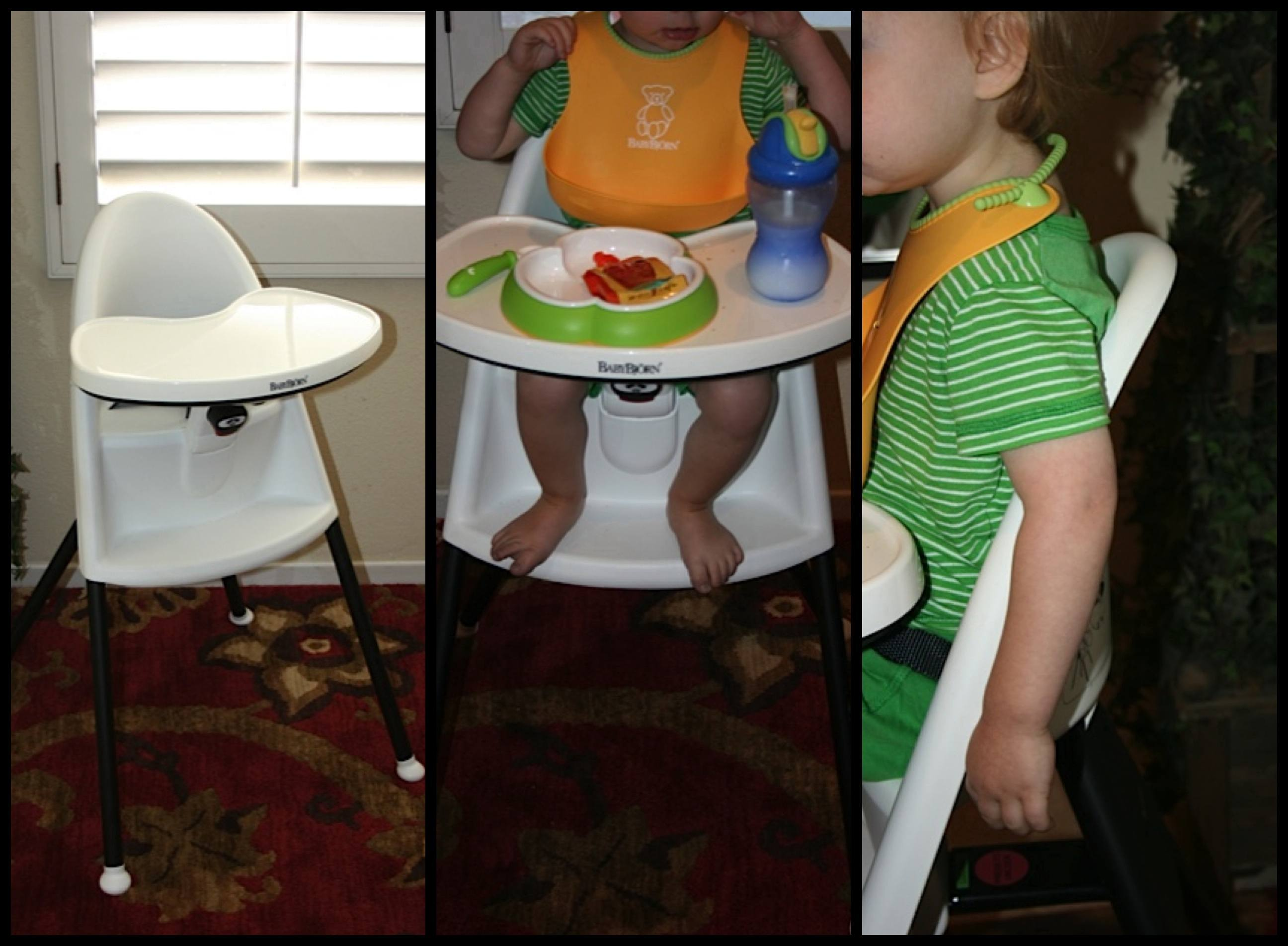 Spotlight Product Review: BabyBjörn High Chair