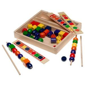 Not everyone's back-to-school: at-home learning games for your toddlers and preschoolers!