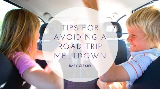 Tips for Avoiding a Road Trip Meltdown