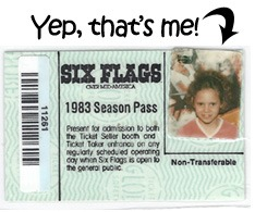 6flags pass Is Six Flags Fright Fest Kid Friendly or What Nightmares are Made of?