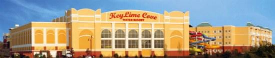 Key Lime Cove - A Splash-tastic Good Time.