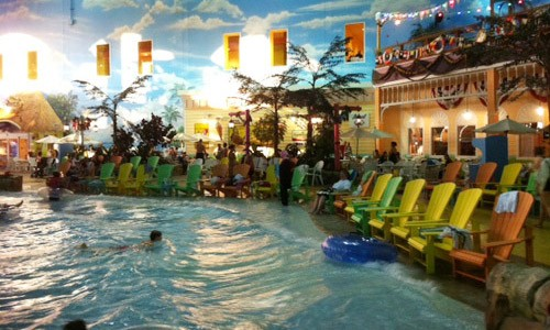 Key Lime Cove - A Splash-tastic Good Time.